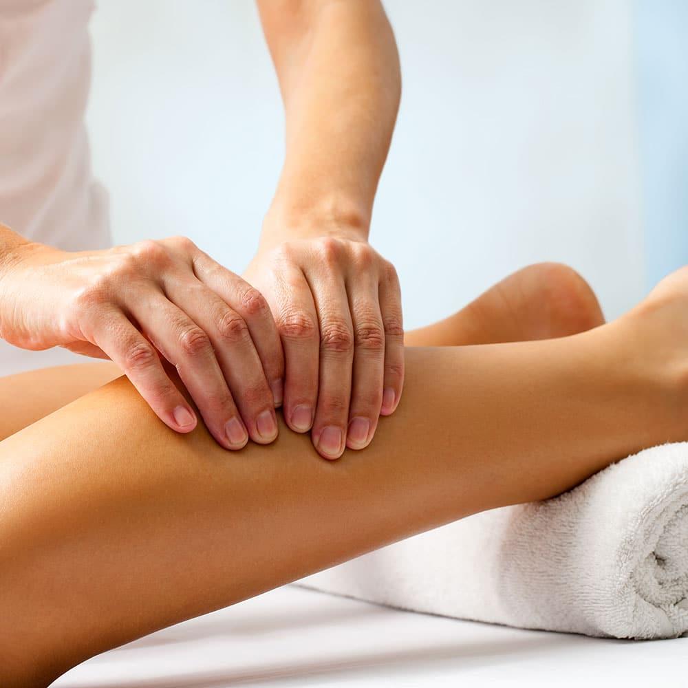Anna Falco – Trattamenti, Massaggio drenante